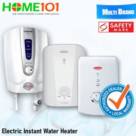 Basic Electric Instant Shower Heater w/ Installation Service Available [Multi Brand] [Multi Model]