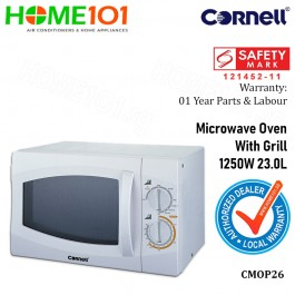 Cornell Microwave Oven 23L CMOP26