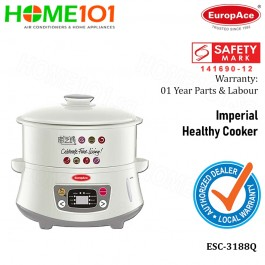 EuropAce Imperial Healthy Cooker ESC-3188Q