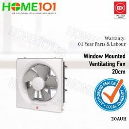 KDK Wall Mount Exhaust / Ventilation Fan 20 cm 20AUH