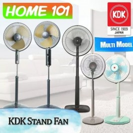 KDK Stand Fan [PL30H] [P40US] [P40VS] [N40HS] [Multi Model] *Local Warranty*