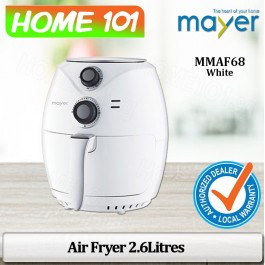 Mayer Air Fryer 2.6 Litres MMAF68