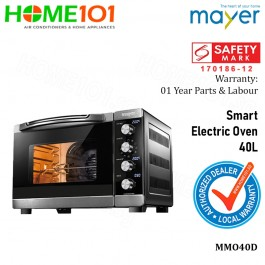 Mayer Smart Electric Oven 40L MMO40D
