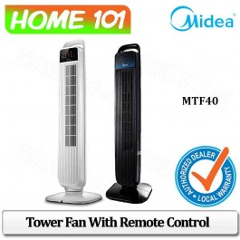 Midea Tower Fan With Remote Control MTF40