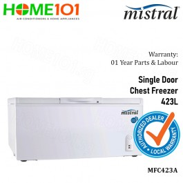 Mistral Chest Freezer 423L MFC423A