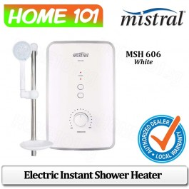 Mistral Electric Instant Shower Heater MSH606