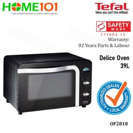 Tefal Delice Electric Oven 39L OF2818
