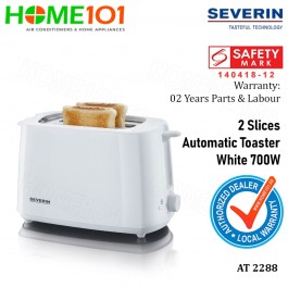 Severin Automatic Toaster White 700W AT 2288