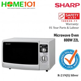 Sharp Microwave 22L R-219T (S)