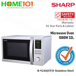 Sharp Microwave 32L R-92A0(ST)V