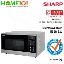 Sharp Microwave 33L R-369T (S)