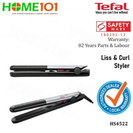 Tefal Liss And Curl Styler HS4522
