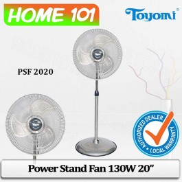 Toyomi Power Stand Fan 130W 18 inch PSF2020