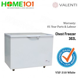 Valenti Chest Freezer 302L VXF-310