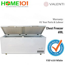 Valenti Chest Freezer 610L VXF-610