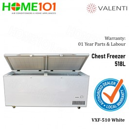 Valenti Chest Freezer 518L VXF-510